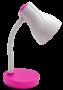 Luminária De Mesa Spiralle Pink Startec
