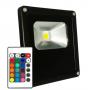Refletor Led 50W RGB Uso Externo
