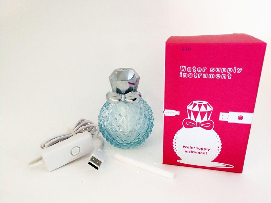 Aromatizador de LED modelo frasco de perfume