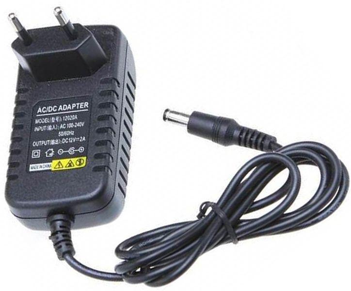 Fita LED 5050 Azul Rolo 5m com fonte 12V 2A
