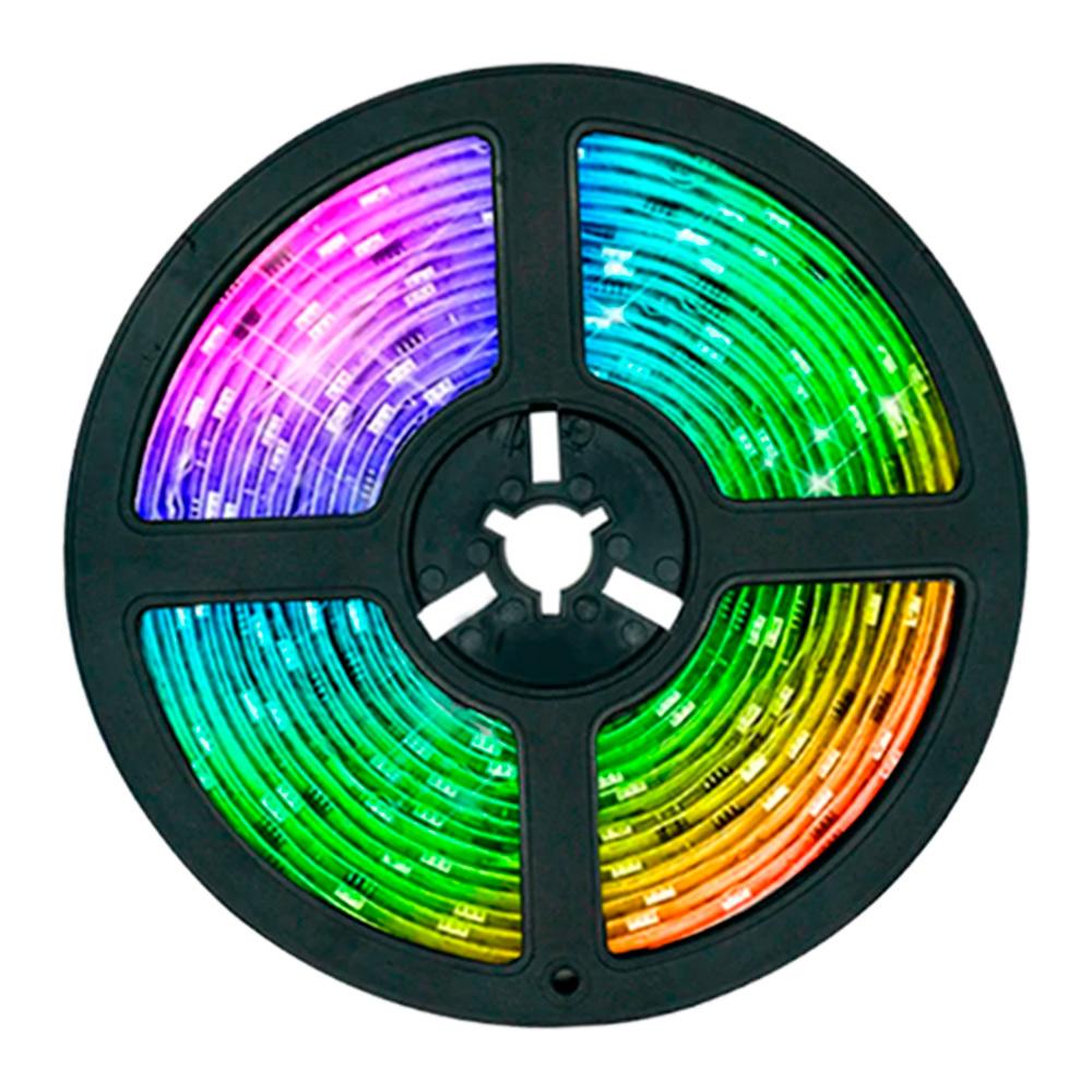Fita LED RGB 3528 Rolo 5m (somente fita)