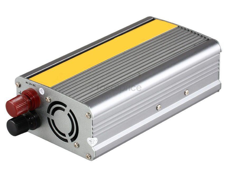 Inversor de voltagem 500w - 12v para 110v