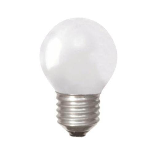 KIT 10 Lâmpada LED bolinha 1w Laranja 110v