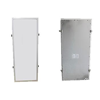 Kit 12 Plafon Led de Embutir Retangular  36W - 30 x 60 cm Branco Frio 6000K