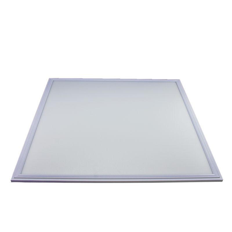 Kit 20 Plafon Led de Embutir Quadrado  45W - 60 x 60 cm Branco Frio 6000K