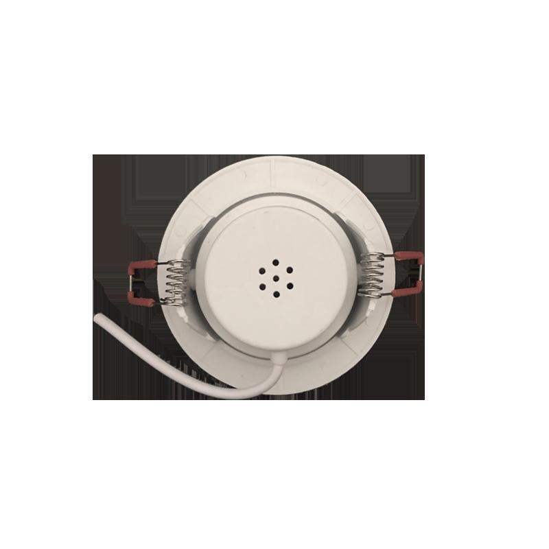 Kit 30 Spot Super Led 3w Branco Quente Lâmpada Redondo