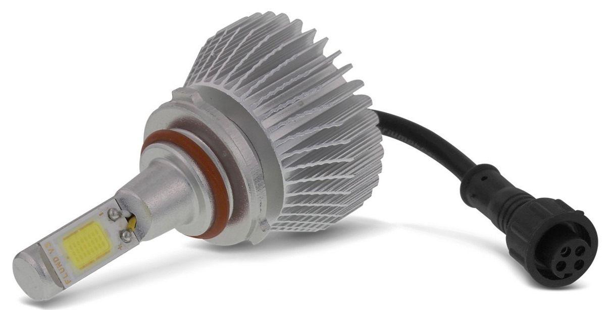 Kit Lâmpadas de Led para Farol Modelo OD-LED H1
