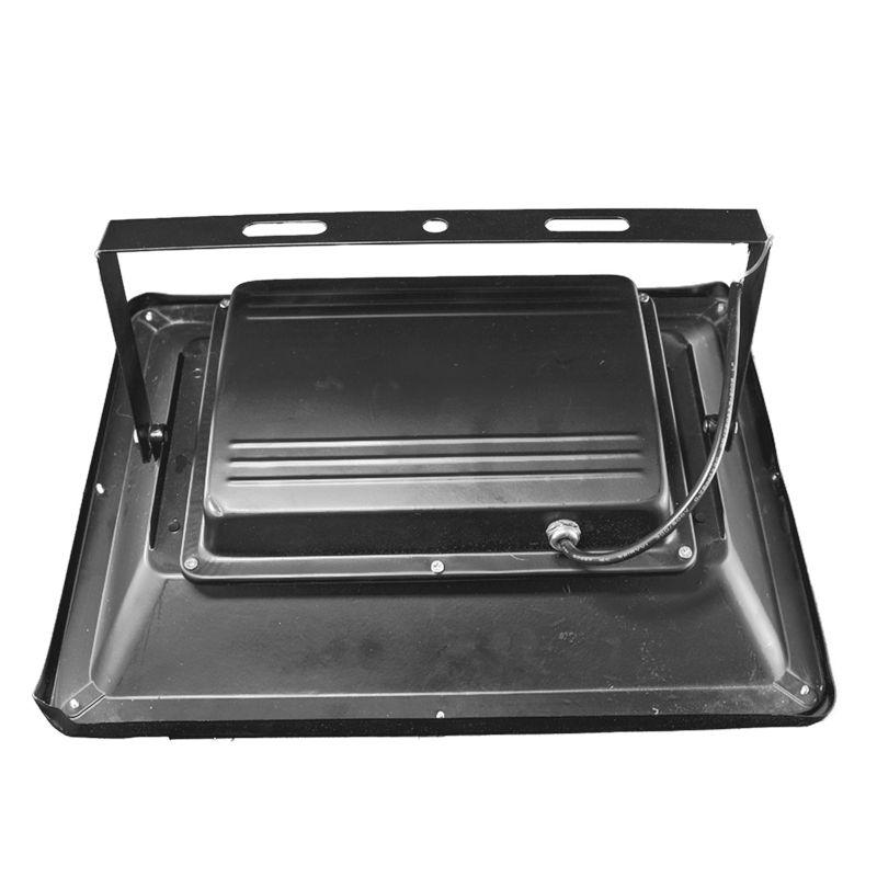 Kit Refletor para Quadra com 5 Refletores Led 150W Branco Frio Uso Externo
