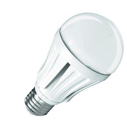 Lâmpada Led Bulbo 12W Branco Quente