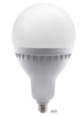 Lâmpada LED Bulbo 65W Blue Branco Quente
