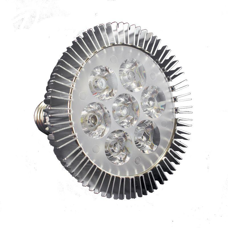 Lâmpada Led PAR30 12W Branco Quente