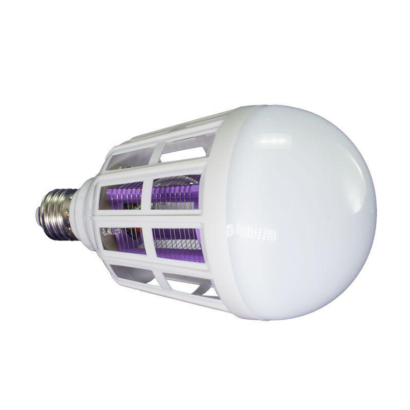 Lâmpada LED Repelente de Mosquitos 15W 110V