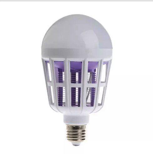 Lâmpada LED Repelente de Mosquitos 15W