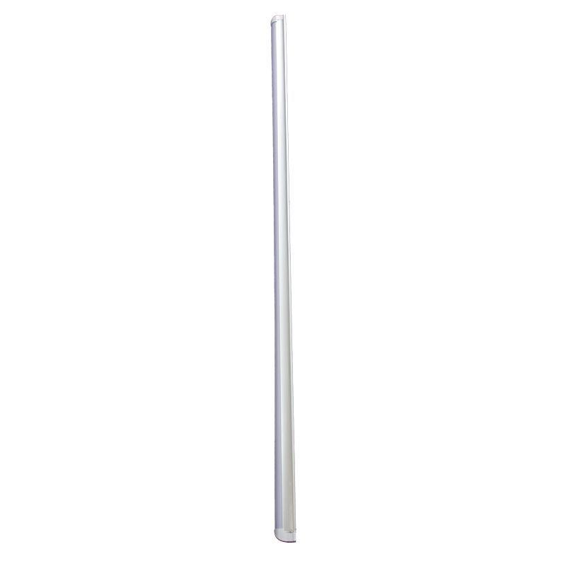 Lâmpada Led Tubular com calha T8 40W 240 cm bivolt Branco Frio
