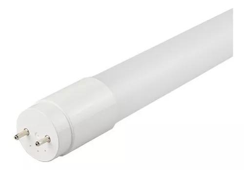 Lâmpada Led Tubular T6 10W 55 cm bivolt - Branco Frio