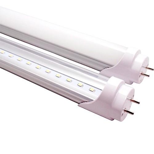 Lampada Tubular Led 20w Quente: Lâmpada Led TUBULAR T8 36W 240 Cm BIVOLT Branco Quente