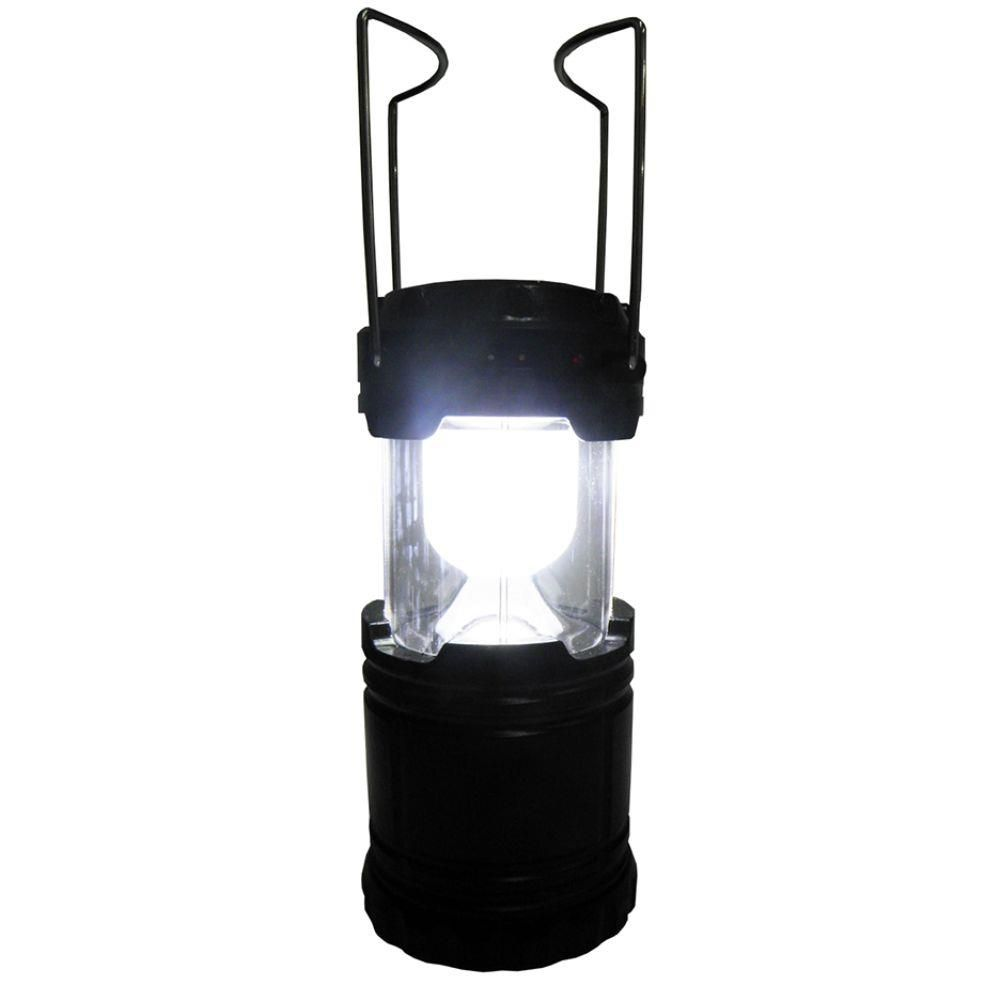 LAMPIÃO DE LED SOLAR DE CAMPING