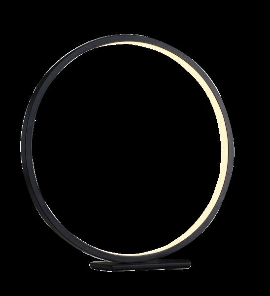 LED Luminária DECOR - 2700K Preta