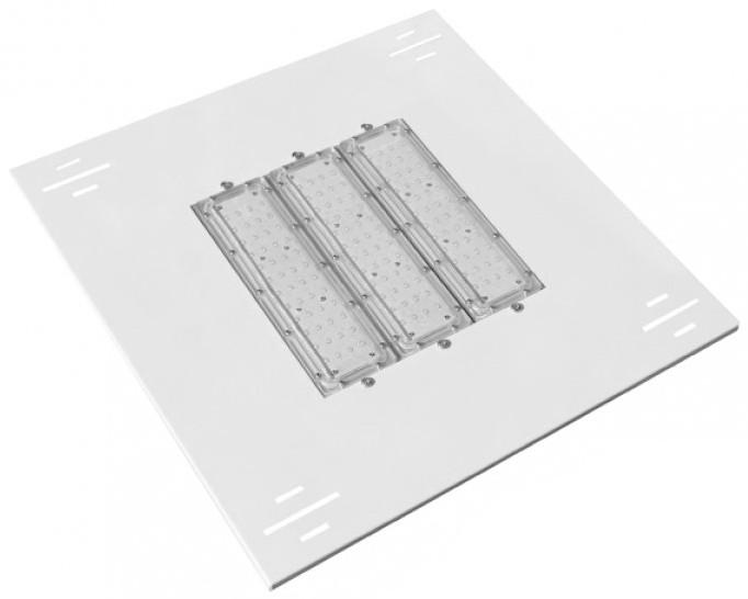 Luminária de Posto de Combustível 3 módulos 105W 12.000 Lumens Branco Frio