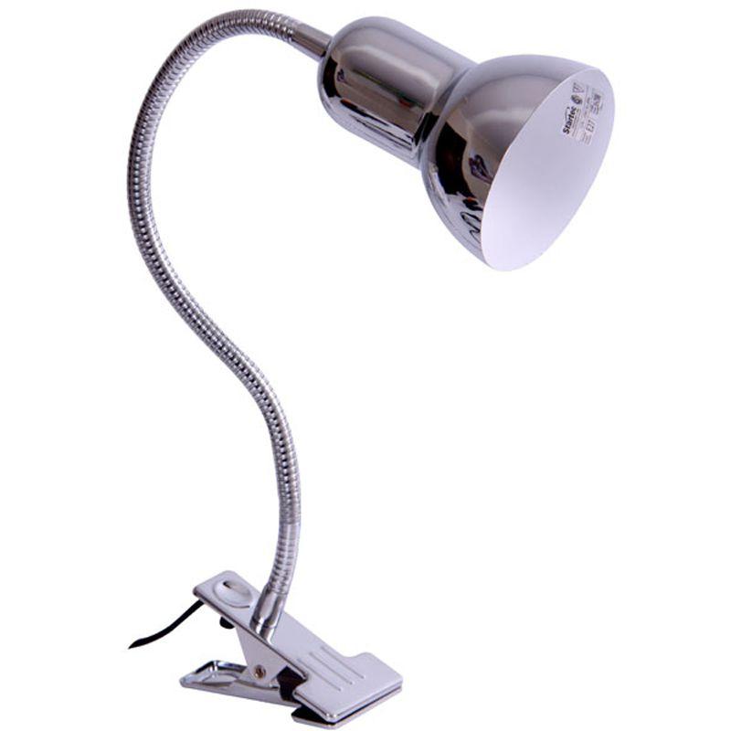 Luminária De Mesa Jazz Cromada Startec