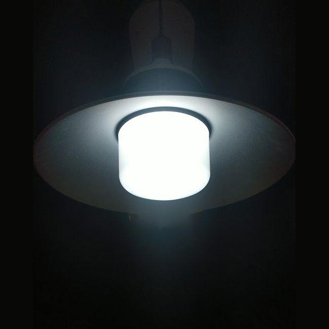 Luminária High Bay Alta Potência 200W Branco Frio