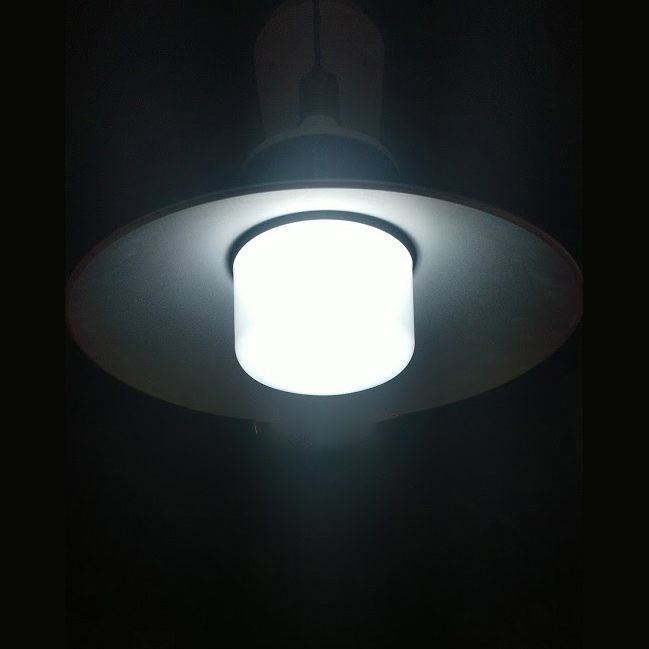 Luminária High Bay Alta Potência 80w Branco Frio