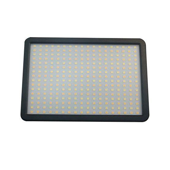 Luminária LED ajustável para vídeos