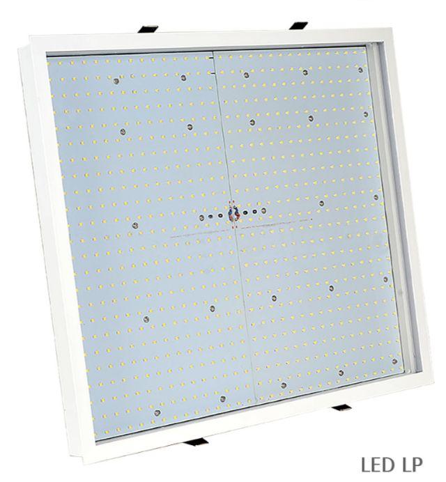 Luminária LED de posto 100W BLUE Branco Frio
