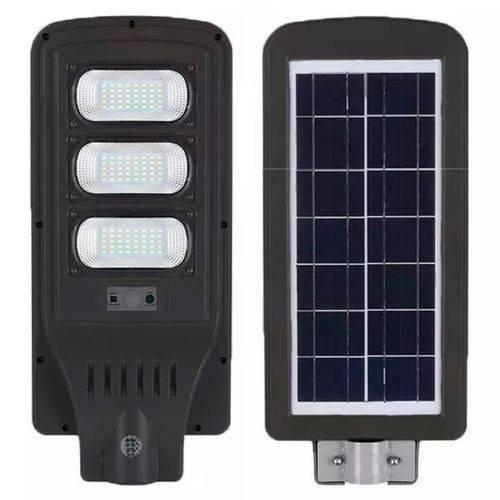 Luminária Pública Led 60w Solar Integrada