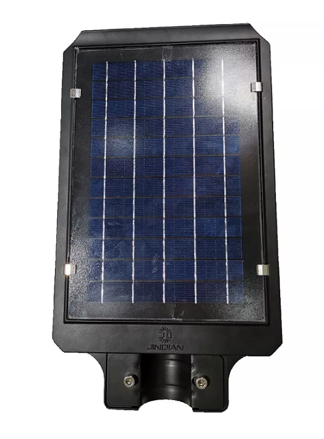 Luminária Pública Led 60w Solar Integrada