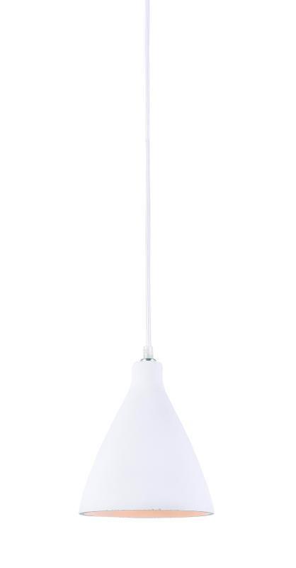 Lustre Pendente Adely 18 cm Concreto Branco