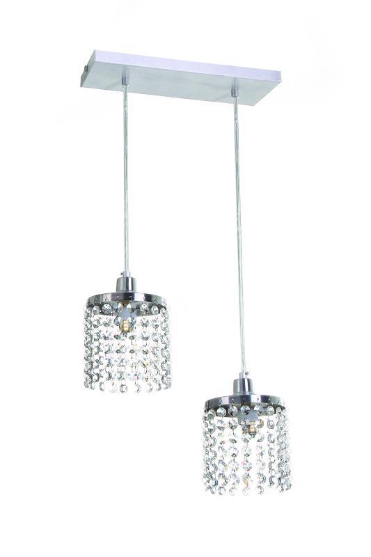 Lustre Pendente Cadence P/Lamp G9 Auremar