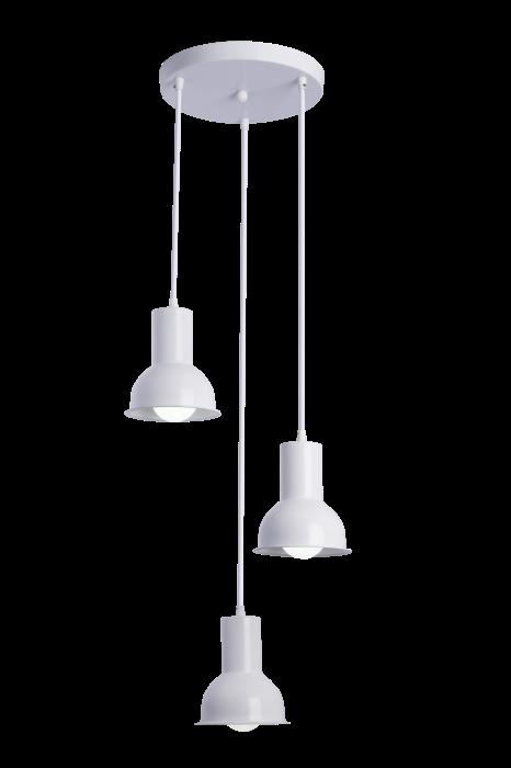 Lustre Pendente Collection Trio M1 Branco Startec