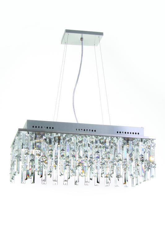LUSTRE PENDENTE PROVENCE P/LAMP G9 AUREMAR