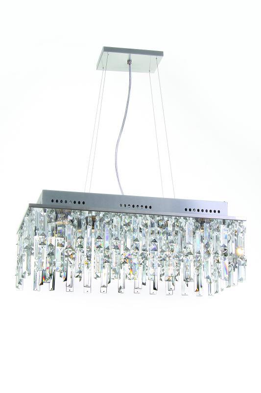 LUSTRE PENDENTE PROVENCE P/LAMP GU10 AUREMAR