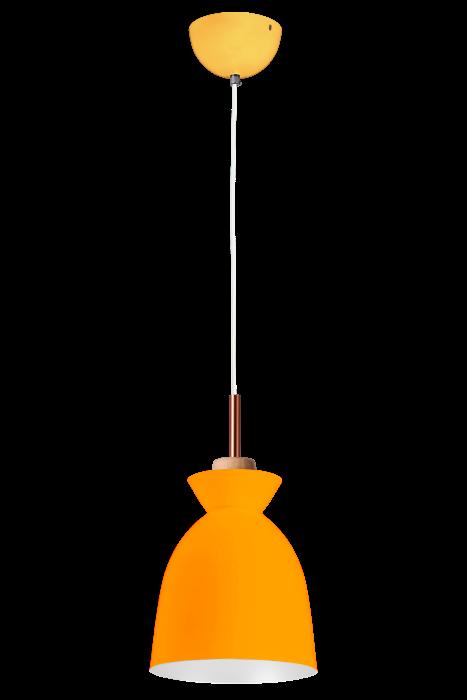 Lustre Pendente Rpx Trend M3 Amarelo Startec