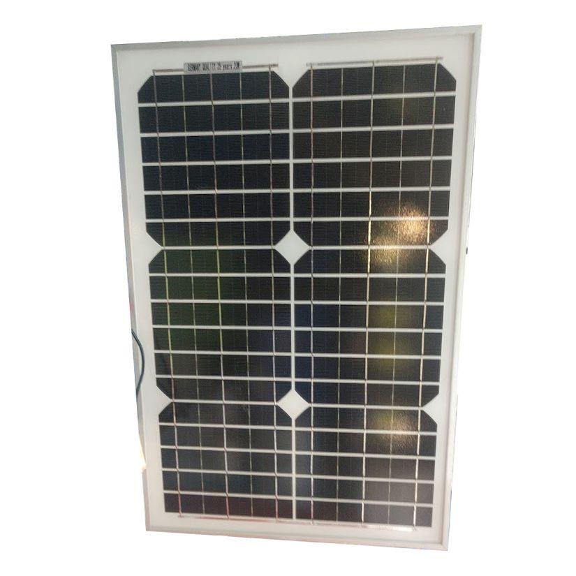 Placa solar fotovoltaica 20w
