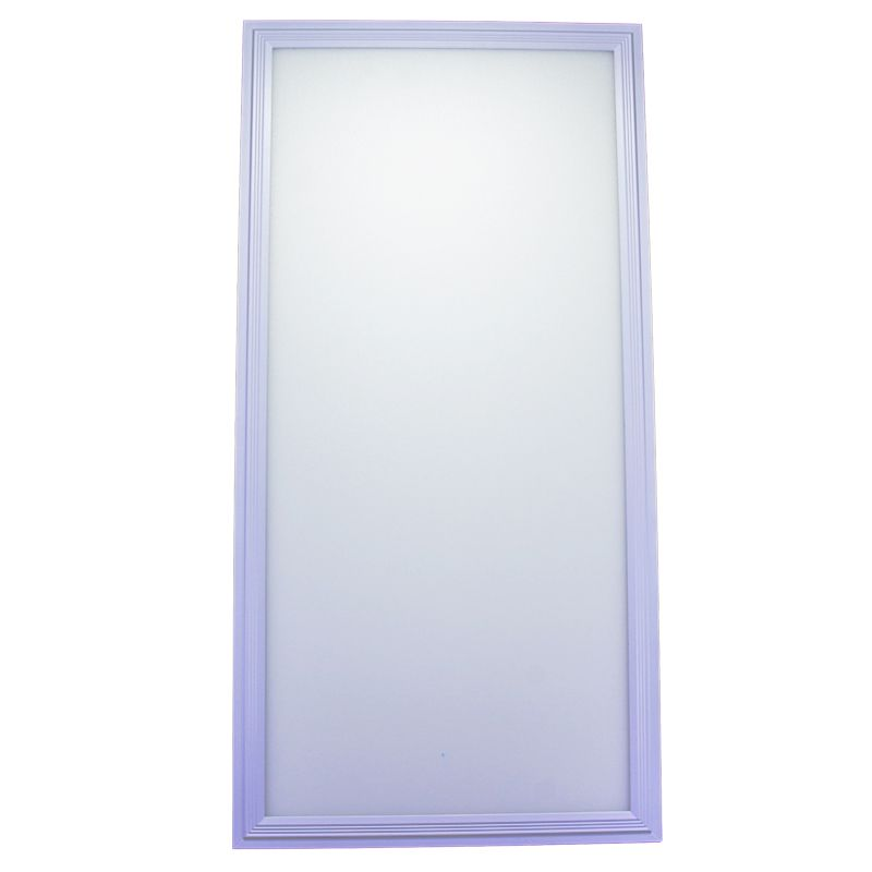 Plafon Led de Embutir Retangular <br/>36W - 30 x 60 cm Branco Frio 6000K
