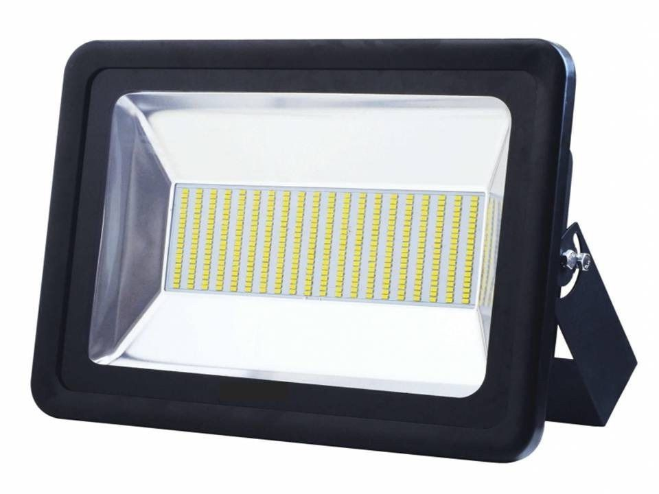 Refletor Holofote Led SMD 500W Branco Frio Uso Externo