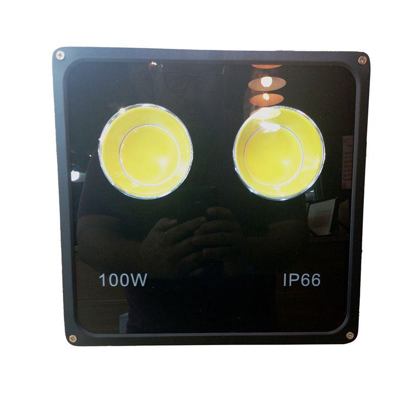 Refletor LED Cob Bolinha 100w Branco Frio