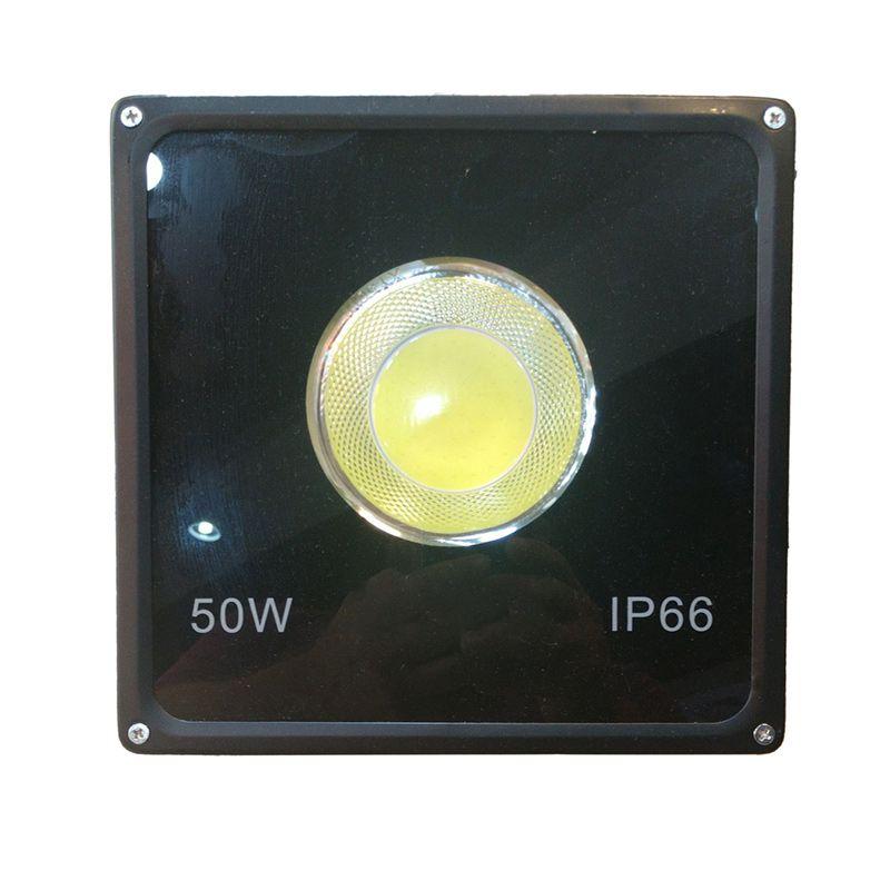 Refletor LED Cob Bolinha 50w Branco Frio