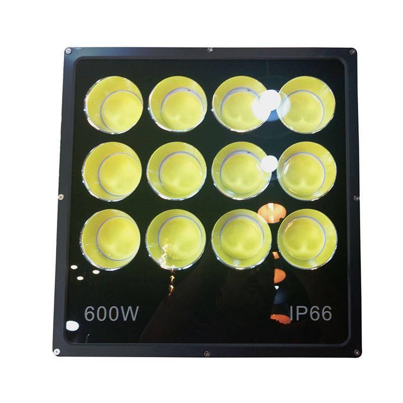 Refletor LED Cob Bolinha 600w Branco Frio