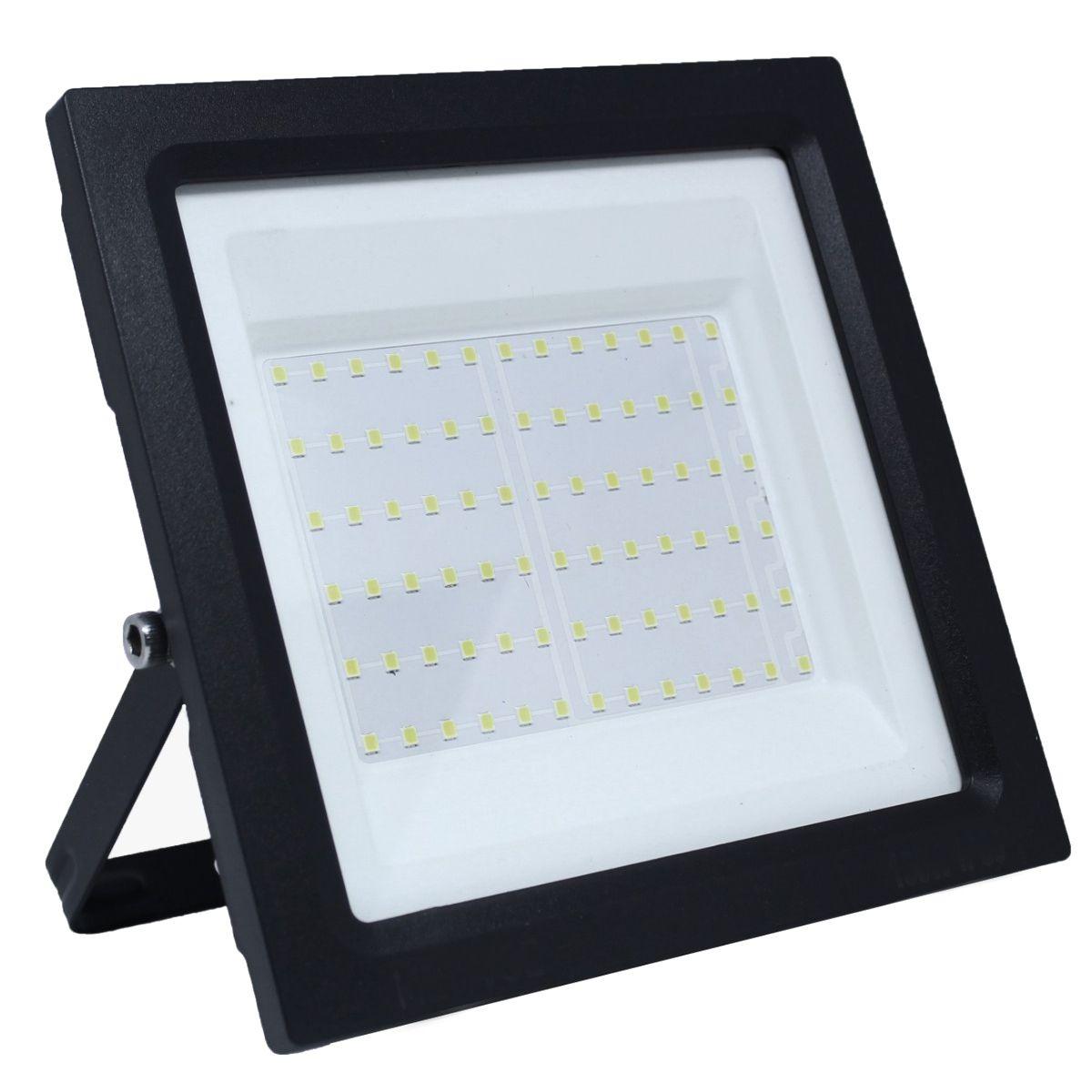 Refletor Led ECO 150W SMD Branco Frio Uso Externo