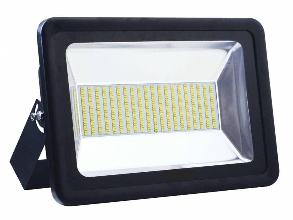 Refletor Led SMD 500W Branco Frio Uso Externo