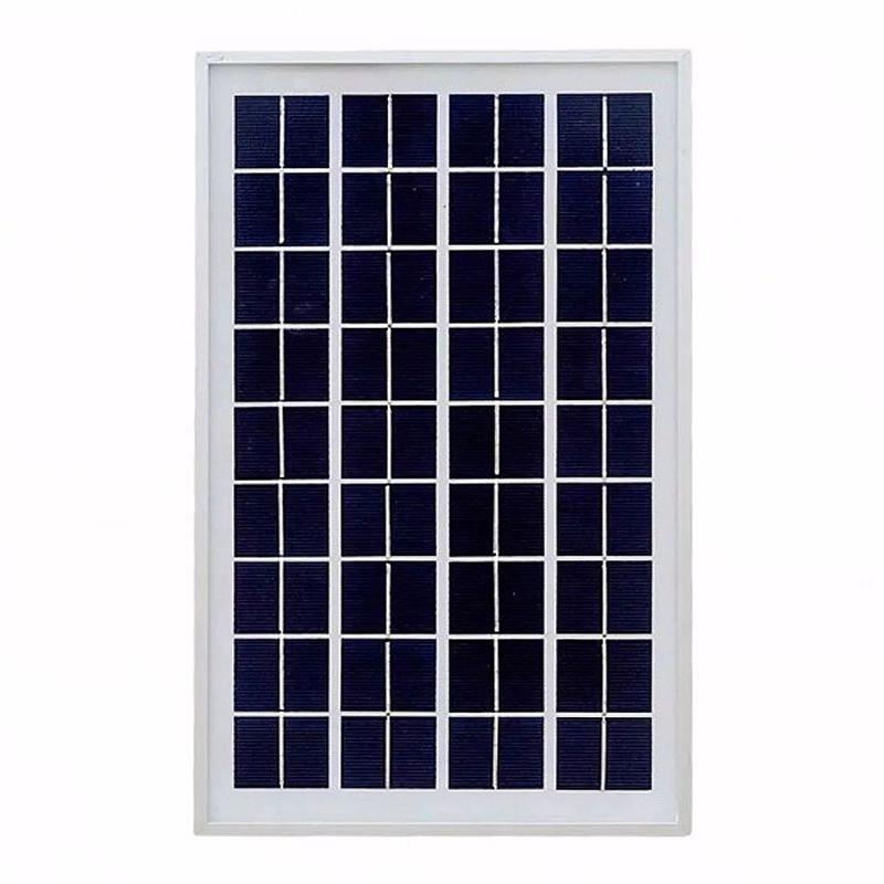 Refletor LED Solar 300W Branco Frio