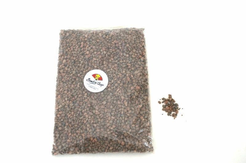 Argila expandida pacote com 1 litro