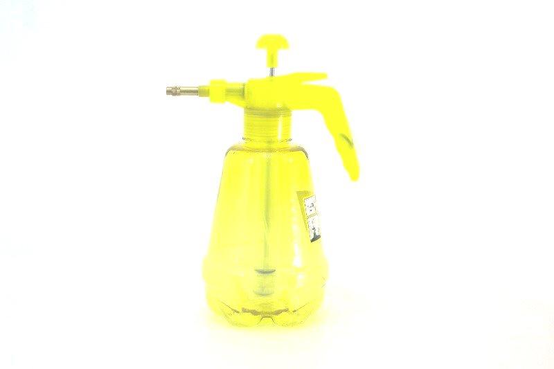 Pulverizador versátil para casa e jardim 1,5 litros Amarelo.