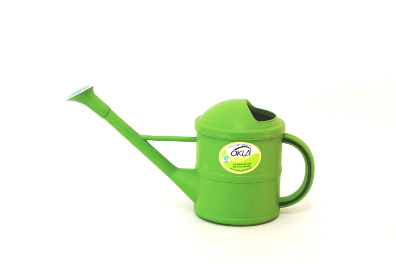 Regador verde Gardem amarelo 1,5 lt