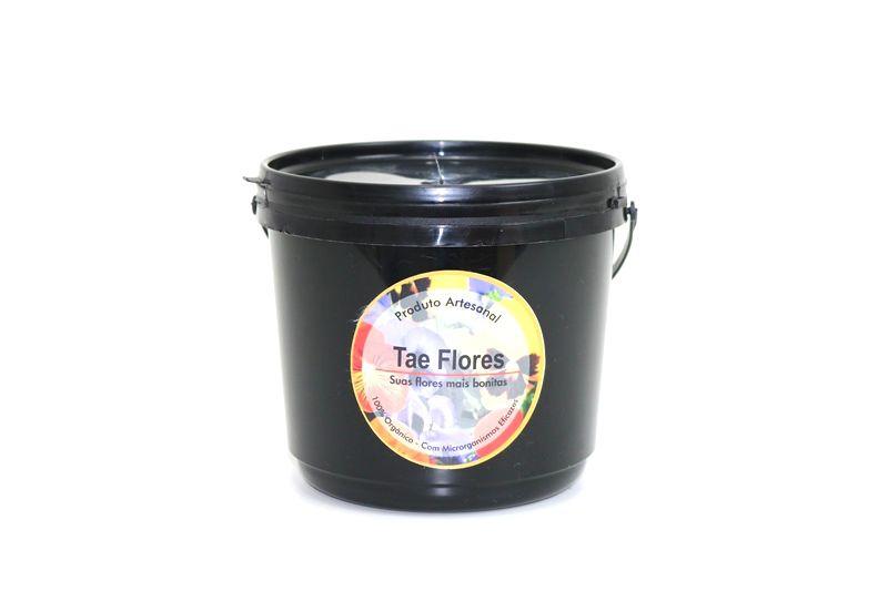 TAEGOLD - Tae Flores- adubo organico  com Microorganismos-
