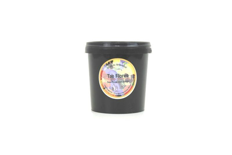 TAEGOLD - Tae Flores- adubo organico  - POTE 250 gramas